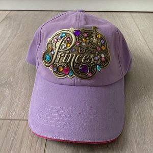 NWOT Disney Parks jeweled Disney Princess hat